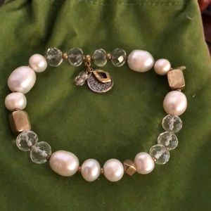 Silpada Pearl Bracelet